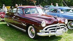 """1951 Hudson Hornet """"I spied"""""""