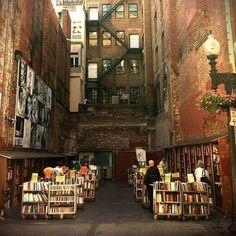Brattle Book Shop, Boston...