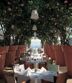 The deck at The Mondrian, West Hollywood #LA #USA