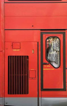 London bus by David Gibson