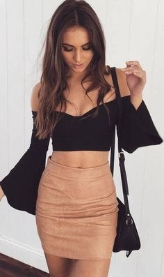 Of The Best Frat Party Outfit Ideas You Need To Try This is one of the best frat party outfit ideas you need to try!This is one of the best frat party outfit ideas you need to try! Teen Party Outfits, Party Outfit For Teen Girls, Club Outfits For Women, College Outfits, Mode Outfits, Outfits For Teens, Dress Outfits, Casual Outfits, Summer Outfits