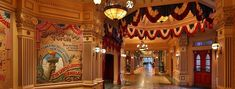 Attractions | Liberty Arcade | Disneyland Paris