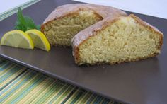 Lemon Olive Oil Pound Cake with STAR Family Reserve Olive Oil with Lemon Peel