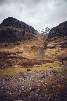 Glencoe Scotland IV by Caroline Kiessling on 500px
