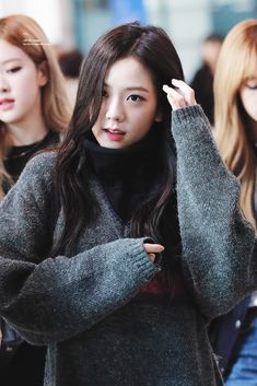 Check out Blackpink @ Iomoio Kim Jennie, Jenny Kim, Blackpink Jisoo, South Korean Girls, Korean Girl Groups, Black Pink ジス, La Girl, Blackpink Photos, Blackpink Fashion