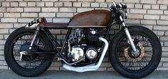 Honda CB750 - Custom Motorcycle