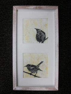Bellbird I Like Birds, Cruise Ships, Kiwi, Logos, Frame, Painting, Decor, Maori, Logo
