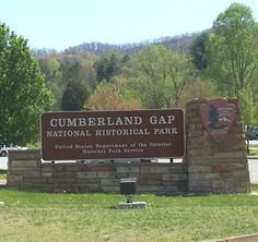 The Cumberland Gap, 60 miles north of Knoxville, is, like Ellis Island, an icon… Most Visited National Parks, Us National Parks, Vacation Destinations, Vacation Spots, Vacations, Places To Travel, Places To See, My Old Kentucky Home, Ohio River