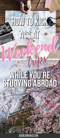 Taking weekend trip is one of the best parts of studying abroad in Europe. You can travel all over Europe on a budget this way. Here's the ultimate guide to taking weekend trips in Europe during study abroad!