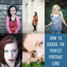 How to Choose the Perfect Portrait Lens http://digital-photography-school.com/choose-perfect-portrait-lens/