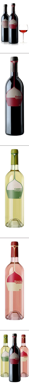 Wine Label by Marco Grimaldi, via Behance