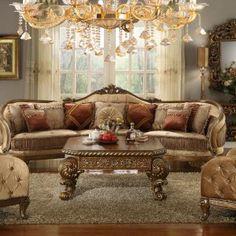 HD-458 Living Room Set