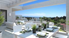 More ‪#‎modern‬ developments in ‪#‎Marbella‬ Area, check it out! See http://bablomarbella.com/en/show/sale/25005/