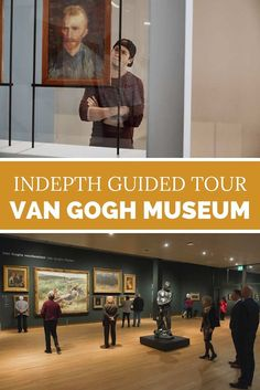 Van Gogh Museum Amsterdam, The Netherlands. A highlight to your trip in The Netherlands is the Van Gogh Museum in Amsterdam Amsterdam City, Amsterdam Travel, Amsterdam Itinerary, European Destination, European Travel, Travel Words, Van Gogh Paintings, Europe Travel Tips, Vincent Van Gogh