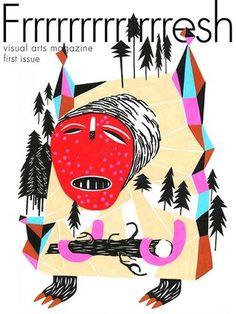 Frrresh first issue