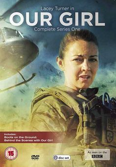 """""""Our Girl"""" Our Girl Series 1 (DVD) at BBC Shop"""