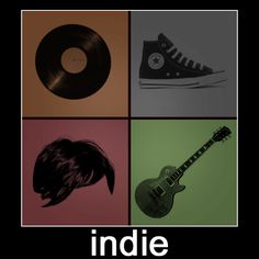 Start a smart playlist of the best new indie rock music. Updated daily for your listening pleasure.