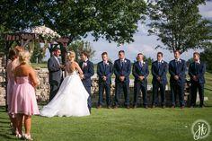 Columbia MO outdoor wedding ceremony ideas Columbia Country Club