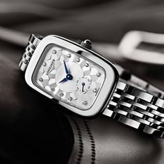 The Longines Equestrian Collection L6.141.4.77.6 #Longines #EquestrianCollection