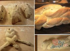 Tvarohová Vánočka   NejRecept.cz Thing 1, Bread, Food, Brot, Essen, Baking, Meals, Breads, Buns