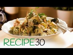 No Mayo Summer Potato Salad – Easy Meals with Video Recipes by Chef Joel Mielle – RECIPE30
