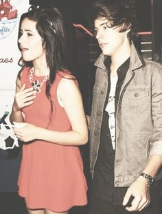 Camila Cabello and Harry Styles manip