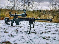 Jfarney123 MOD*X GEN III Build - Howa 1500 Guns, Building, Weapons, Pistols, Buildings, Sniper Rifles, Rifles, Construction, Architectural Engineering