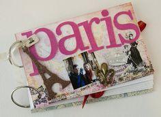 Scrapbooking - Urlaubsfotos dekorieren im DIY Fotoalbum