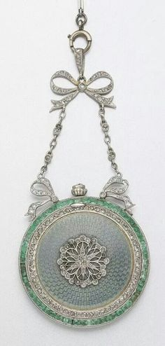 VIictorian Ladies Pocket Watch