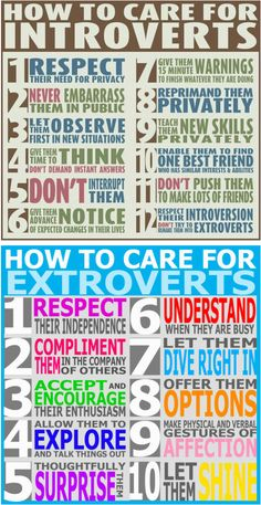 Introverts have been in the news lately, but knowing how to handle students who are extroverts is equally important.