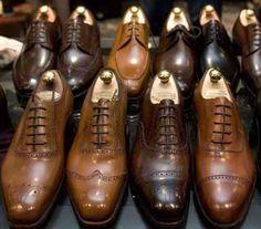 Edward Green. English shoemaker since 1890.