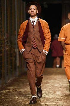 Umit Benan • Menswear A/W 2014-15 • Paris