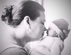 ::Grandma and grandson pure love::