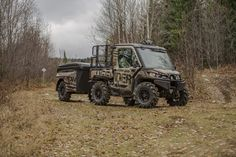 With our Expedition build project we wanted to assemble a vehicle which would be employed for backcountry exploration and adventure.