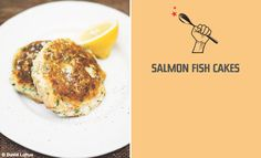 Salmon Fish Cakes recipe from Jamie Oliver at Food Revolution. Great way to use canned salmon!