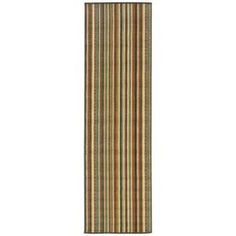 Oriental Weavers Cabana Terracotta 2 ft. 3 in. x 7 ft. 6 in. Runner  on  Daily Rug Deals