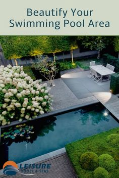 8e68211738 Follow these simple tips for the best swimming pool landscape results.  Swimming Pool Landscaping