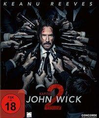 John Wick 2 als HD-Stream ausleihen für 2€