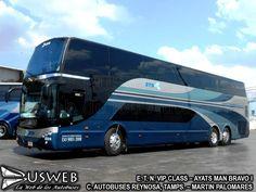 Los amigos #viajerooos de BUSWEB-La Web de los Autobuses haciendo presencia y compatiéndonos esta pic del ETN VIP.