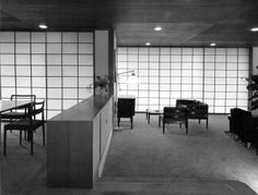 House at Chigasaki Shonan 1967|湘南茅ヶ崎の家 吉村順三