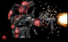 Deadpool by uncannyknack.deviantart.com on @DeviantArt