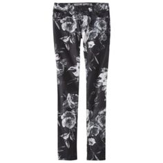 Fabulous Find of the Week  Target Floral Print Jeans 2e957157f488