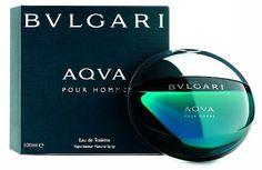 a91a5a0733f Introducing Bvlgari Aqva Eau de Toilette Spray for Men New In Box 34 Fluid  Ounce. Perfume MasculinoCitações ...