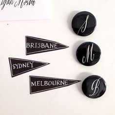 CALLIGRAPHY STYLING - SYDNEY - The School Sydney, Calligraphy, School, Accessories, Lettering, Calligraphy Art, Hand Drawn Typography, Letter Writing, Jewelry Accessories
