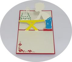 Happy Birthday Boy - 3D Pop Up Cards - Greeting Cards - Ovid Gifts