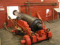 The 12-pounder long gun was an intermediary caliber piece of artillery mounted on warships of the Age of sail