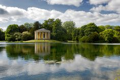 The Temple of Music, West Wycombe Park, England