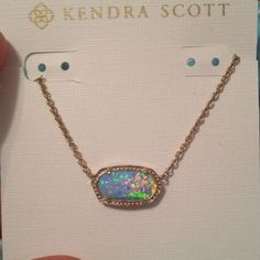 kendra scott calvin ring in iridescent drusy fashion