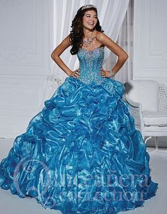 a8c48379e09 Quinceanera by House of Wu 26740 Corset Ball Gown image Dress For You