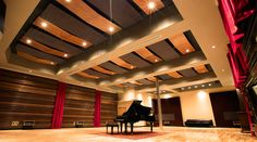 A Piano Room Like This Please